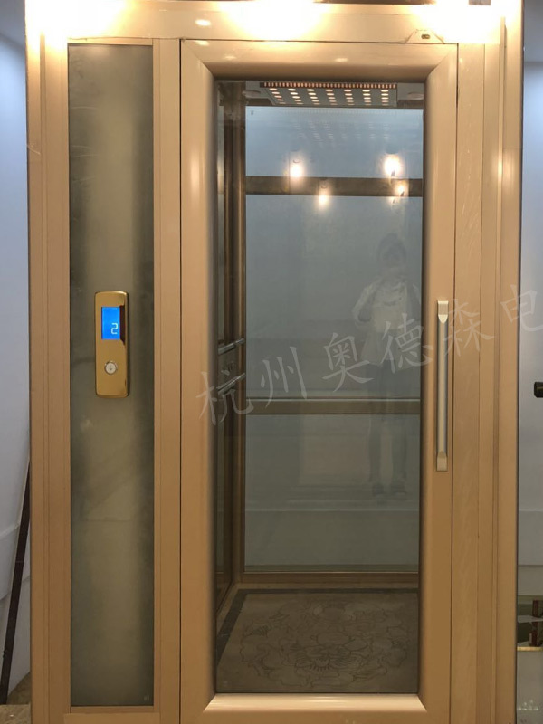 العملاقة من نوع   المصعد